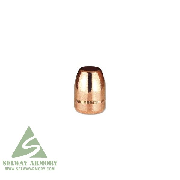 Berry's Bullets .500 S&W (.500) 350 Gr. Round Shoulder with Cannelure- Box of 150