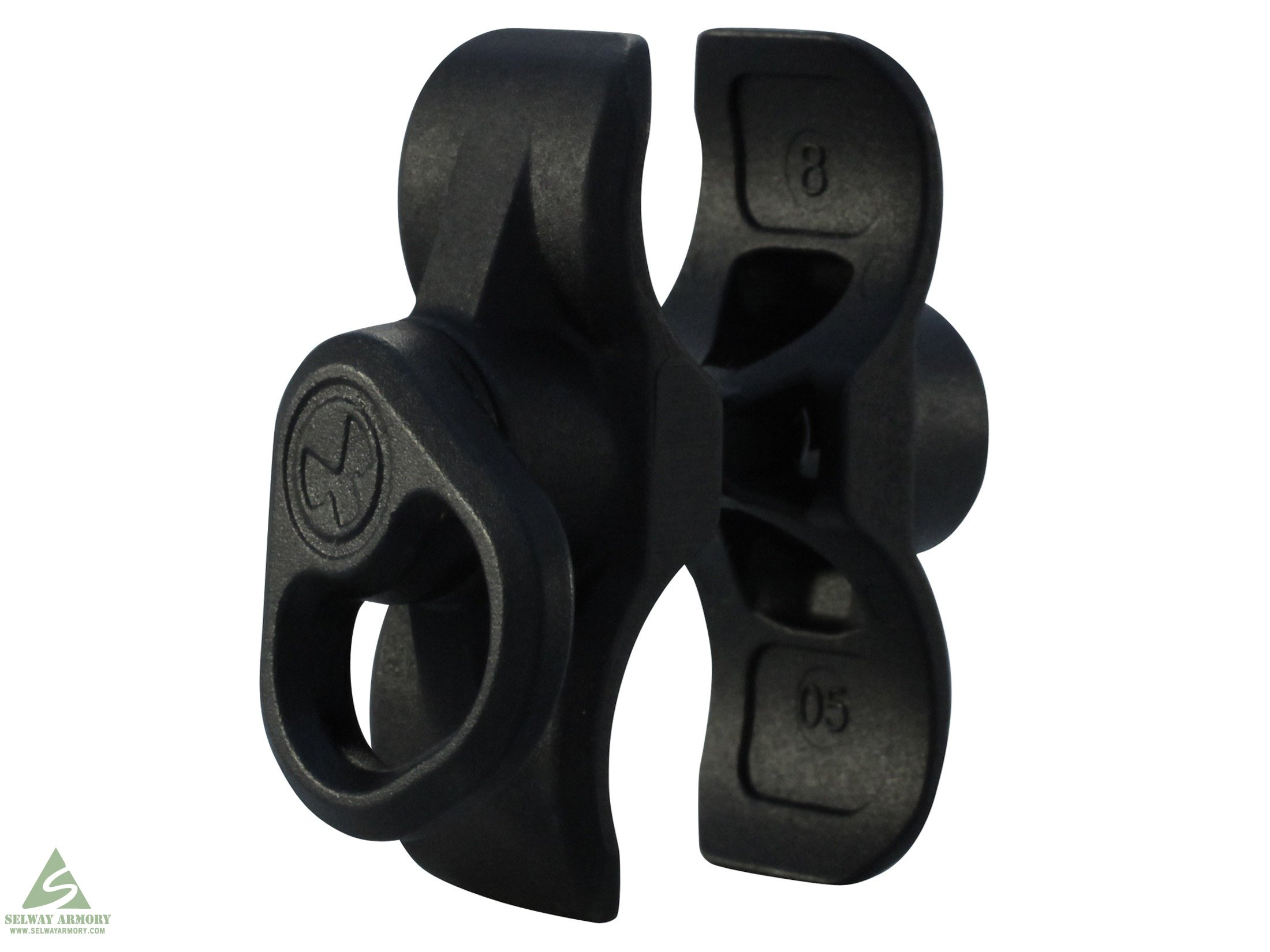 MAGPUL Remington 870, Mossberg 500, 590 Forward Sling Mount MAG508-BLK