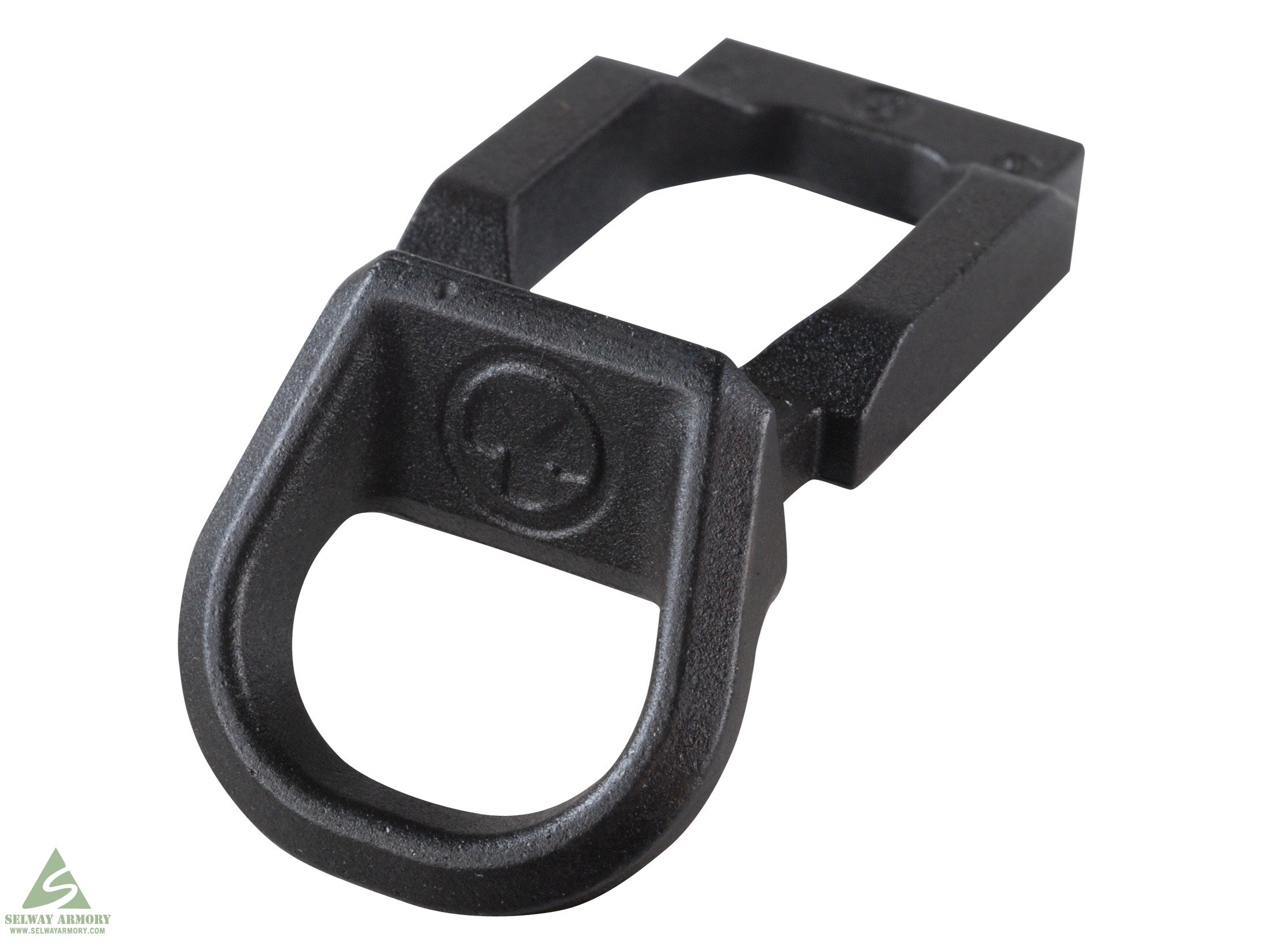 MAGPUL SGA Receiver End Plate Sling Mount Adapter for Magpul SGA Remington 870 Stock Ambidextrous Loop MAG507