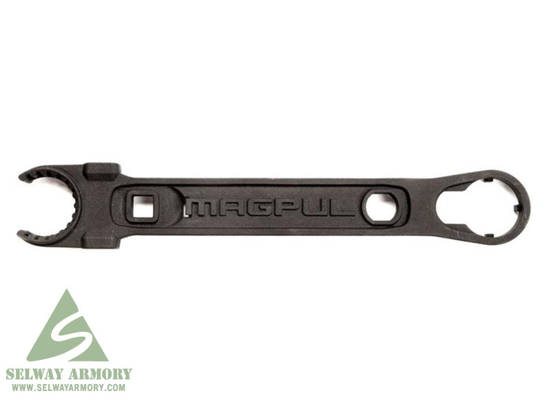 magpul ar-15 armorer's wrench- black steel