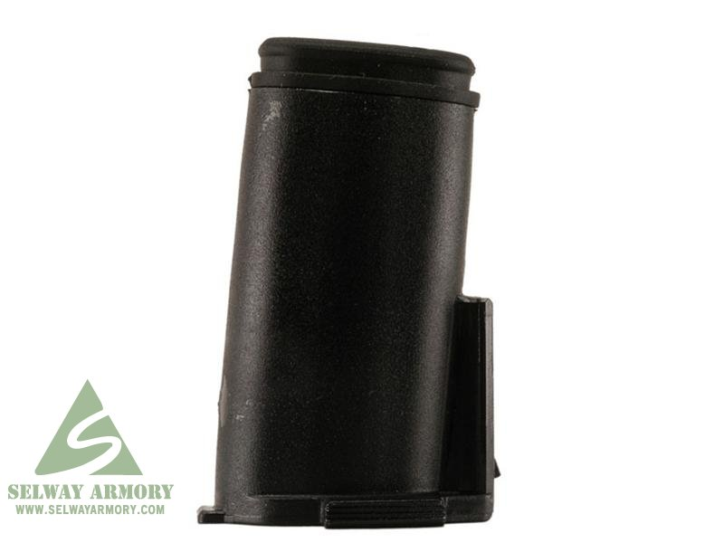 MAGPUL MIAD, MOE, MOE Plus Pistol Grip Core AR-15 Holds 2 AA, AAA or N Batteries Polymer- BLACK