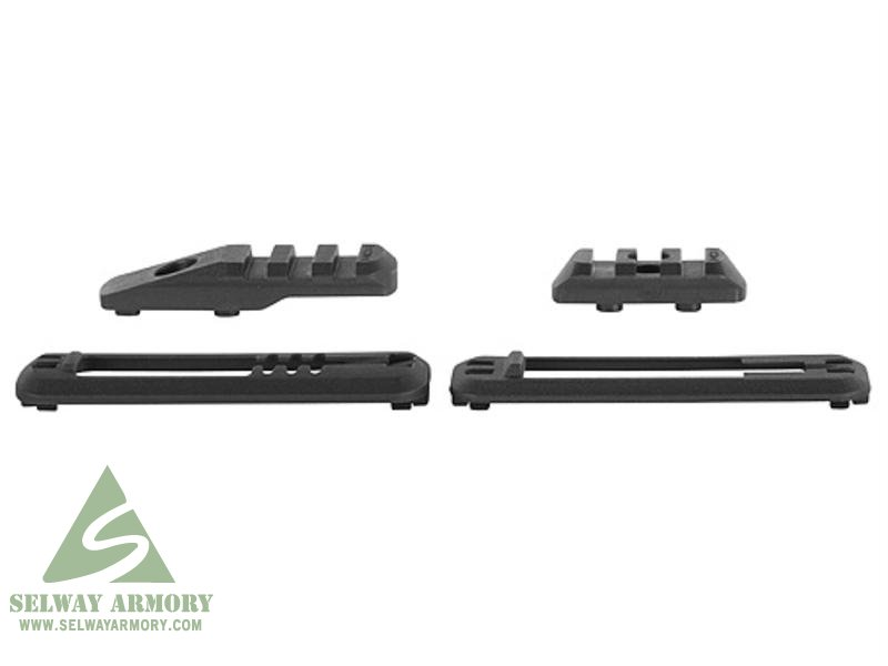 MAGPUL MOE Illumination Mounting Kit Fits MOE Handguards & Forends Polymer- BLACK