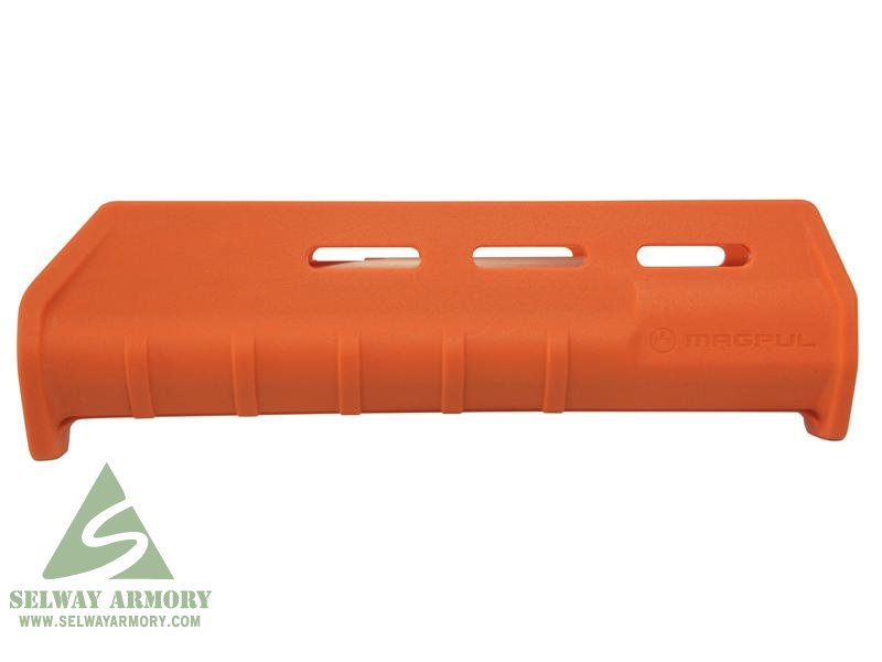 MAGPUL MOE Forend Remington 870 12 Gauge Synthetic- ORANGE