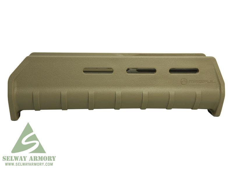 MAGPUL Forend MOE Mossberg 590, 591A1 12 Gauge Synthetic- FDE