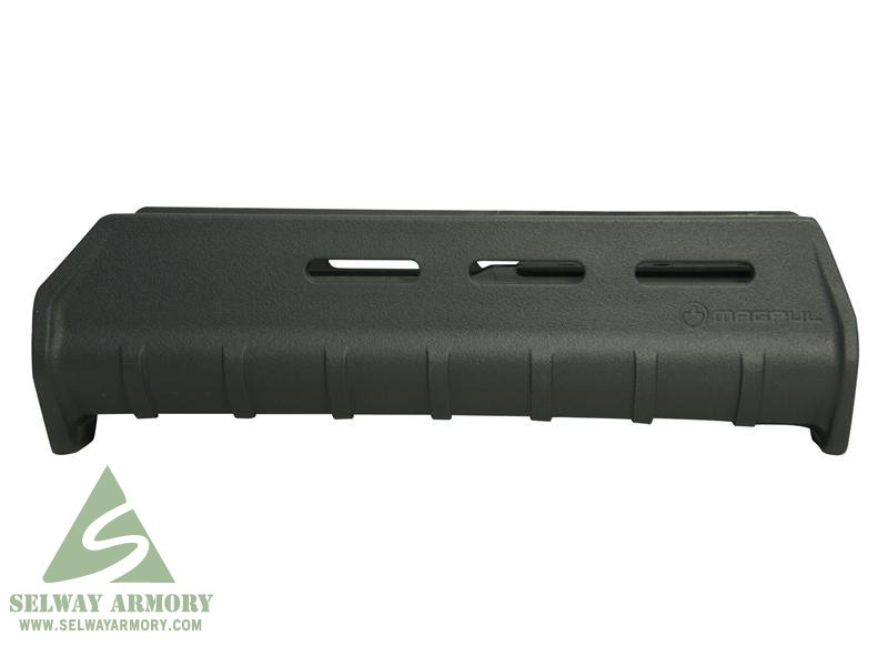 MAGPUL Forend MOE Mossberg 590, 591A1 12 Gauge Synthetic- GRAY