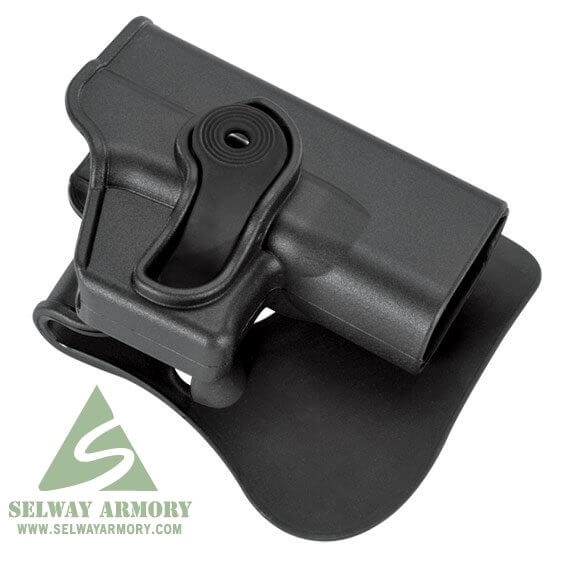 SIG SAUER H&K USP Compact 9mm/.40 S&W RHS Retention Holster