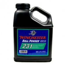 Winchester 231 Smokeless Powder- 4 Lbs. (HAZMAT Fee Required)
