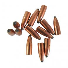 Prvi Partizan Bullets .22 (.224 Diameter) 55 Gr. Soft Point- Bag of 100