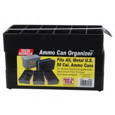 MTM .50 Caliber Ammunition Can Organizers ACO