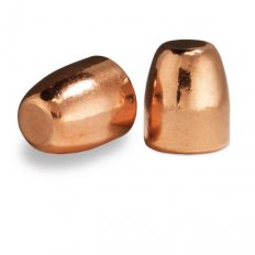 Speer Bullets .40 S&W / 10mm Auto (.400 Diameter) 180 Gr. Copper Plated Flat Nose 4713