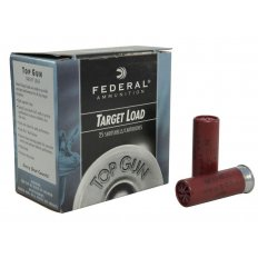 "Federal Top Gun 12 Gauge 2-3/4"" 1oz #7-1/2 Shot- Box of 25"