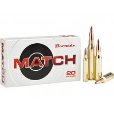 Hornady Match .300 Norma Magnum 225 Gr. ELD Match- Box of 20