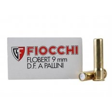 Fiocchi 9mm Rimfire (Flobert) #6 Shot Shotshell- Box of 50