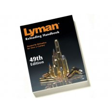 "Lyman ""Reloading Handbook: 49th Edition"" Reloading Manual 9816049"