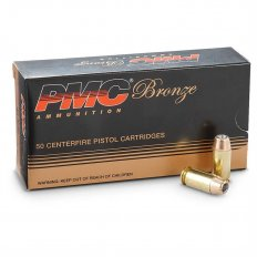 PMC Bronze .45 ACP 185 Gr. Jacketed Hollow Point- Box of 50