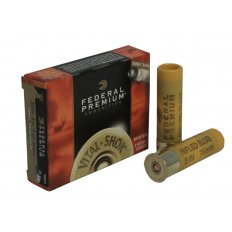"Federal Premium Vital-Shok 20 Gauge 3"" 1 oz TruBall Hollow Point Rifled Slug- Box of 5"