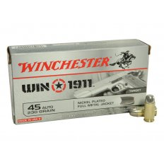 Winchester Win1911 .45 ACP 230 Gr. Full Metal Jacket- Box of 50