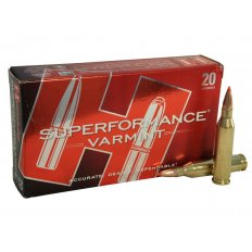 Hornady SUPERFORMANCE Varmint .243 Winchester 58 Gr. V-Max- Box of 20