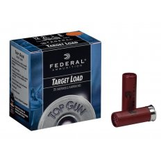 "Federal Top Gun 12 Gauge 2-3/4"" 1-1/8 oz #7-1/2 Shot- Box of 25"