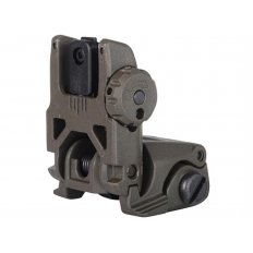 MAGPUL MBUS Gen 2 Flip-Up Rear Sight AR-15 Polymer- ODG