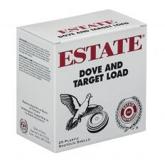 "Estate Dove and Target Load 12 Gauge 2-3/4"" 1-1/8 oz #8 Shot GTL12TN 8"