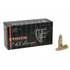 Fiocchi .30 Mauser (7.63mm) 88 Gr. Full Metal Jacket- Box of 50