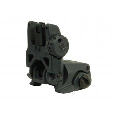MAGPUL MBUS Gen 2 Flip-Up Rear Sight AR-15 Polymer- GRAY