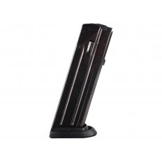 FNH FNS-9 9mm Luger 17-Round Magazine- Stainless Black