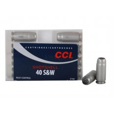 CCI Shotshell .40 S&W 88 Gr. #9 Shot- Box of 10