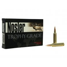Nosler Trophy Grade 6.5mm-284 Norma 130 Gr. AccuBond Spitzer- Box of 20