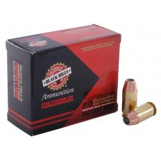 Black Hills .45 ACP 185 Gr. Jacketed Hollow Point- Box of 20