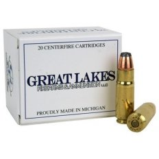 GLFA .458 SOCOM 300 Gr. Hornady Jacketed Hollow Point- Box of 20
