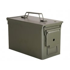 "BlackHawk Military M2A1 Ammo Can .50 Caliber New 11"" x 5-1/2"" x 7"" Olive Drab 970032"