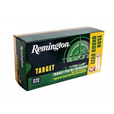 Remington Target .44 Special 246 Gr. Lead Round Nose- Box of 50