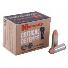Hornady Critical Defense .45 Long Colt 185 Gr. FTX- Box of 20