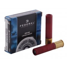 "Federal Power-Shok .410 Bore 2-1/2"" 1/4 oz Hollow Point Rifled Slug F412RS"