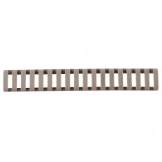"MAGPUL Low Profile Picatinny Rail Cover 6-1/2"" Polymer- FDE MAG013-FDE"