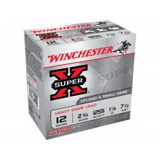 "Winchester Super-X Heavy Game Load 12 Gauge 2-3/4"" 1-1/8 oz #7-1/2 Shot- Box of 25"