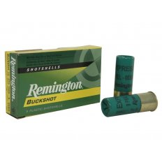"Remington Express 12 Gauge 2-3/4"" 00 Buckshot 9 Pellets- Box of 5"