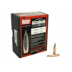 Nosler Bullets .270 Caliber (.277 Diameter) 150 Gr. AccuBond Long Range Bonded Spitzer Boat Tail- Box of 100
