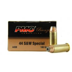 PMC Bronze .44 Special 180 Gr. JHP- Box of 25