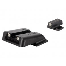 TRUGLO Brite-Site Tritium Sight Set S&W M&P, SD9, SD40 Steel Tritium TG231MP