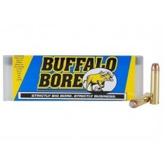 Buffalo Bore .460 S&W Magnum 300 Gr. Jacketed Flat Nose- Box of 20