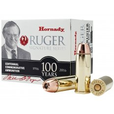 Hornady William B. Ruger Commemorative .480 Ruger 325 Gr. XTP Mag Jacketed Hollow Point 91384