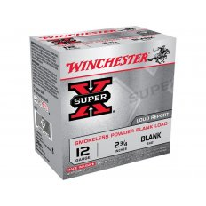 "Winchester Field Trial Popper Load 12 Gauge 2-3/4"" Smokeless Blank- Box of 25"