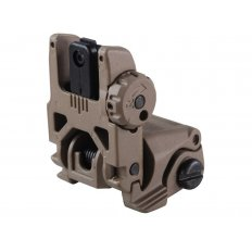 MAGPUL MBUS Gen 2 Flip-Up Rear Sight AR-15 Polymer- FDE