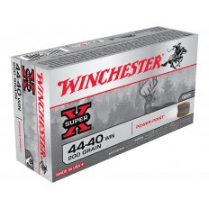 Winchester Super-X .44-40 WCF 200 Gr. Soft Point- Box of 50