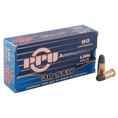 Prvi Partizan .38 S&W 145 Gr. Lead Round Nose- Box of 50