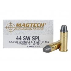 Magtech Cowboy Action .44 Special 200 Gr. Lead Flat Nose- Box of 50