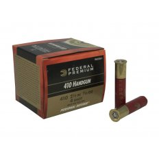 "Federal Premium Personal Defense 410 Bore 2-1/2"" 7/16 oz #4 Shot- Box of 20"